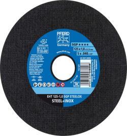 DISCO CORTE EHT 125-1,0 SGP STEELOX