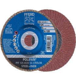 DISCO POLIFAN PFF 125 A120 SG STEELOX