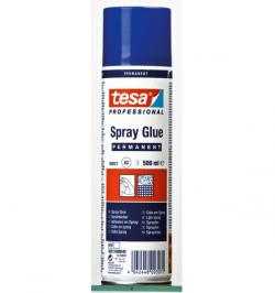 ADHESIVO SPRAY PERMANENTE TESA 60021 500ML