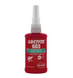 LOCTITE 603 RET.MONT.AJUSTE PIEZAS ACEIT BOTELLA 250ML