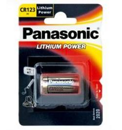 PILA PANASONIC FOTO LITIO CR-2L/1BP