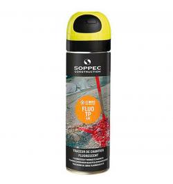 SPRAY TP FLUORESCENTE SOPPEC AMARILLO