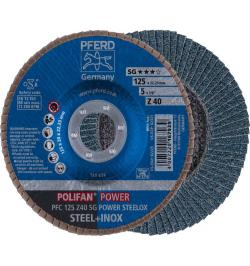 DISCO POLIFAN PFC 125 Z40 SG POWER STEELOX