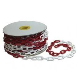 CADENA PLASTICO CAD-6X25 PL-B/R 78-830