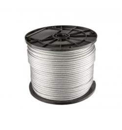CABLE ACERO GALV 7X19+0-8MM R250MT