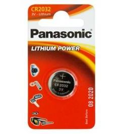 PILA PANASONIC BOTON LITIO CR-2450EL/1B (BL1U)