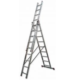 ESCALERA TRANSFORMABLE TRIPLE TR3-10X3 74-126