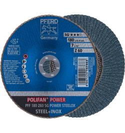DISCO POLIFAN PFF 180 Z60 SG POWER STEELOX