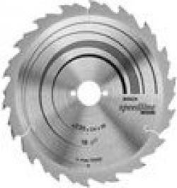 DISCO S.CIRC SPEEDLINE WOOD 160X2,4X16D=12FZ/ WZ 2608640784