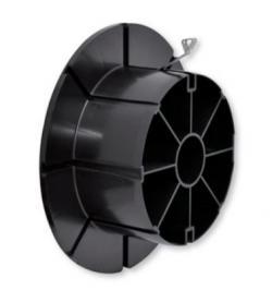 ADAPTADOR BOBINA METALICA 15 KG (CIRCULAR) K10158