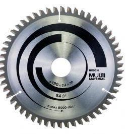 DISCO S.CIRC MULTIMATERIAL 190X2.4X30D = 54TR-F 2608640509