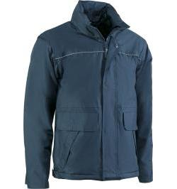 PARKA MANGAS DESMONTABLES TIMBER MARINO 878 L