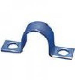 GRAPA FIJACION CABLES Y TUBERIAS 2 PATAS 22