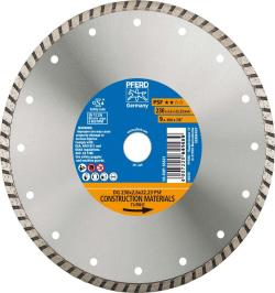 DISCO DIAMANTE CONTINUO DG 230-22,2 PSF