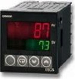 TERMOPAR/PT100 2 ALARMAS SALIDA RELE E5CN-R2MTD-500 AC/DC24