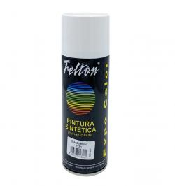 SPRAY ESMALTE SINTETICO 400ML BLANCO BRILLO