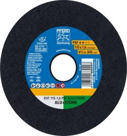 DISCO CORTE EHT 115-1,6 PSF ALU+STONE