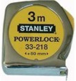 FLEXOMETRO POWERLOCK CLASSIC 3MX12,7MM 0-33-218