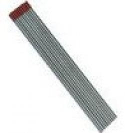 ELECTRODO TUNGSTENO 2 % TH ROJO 2,0