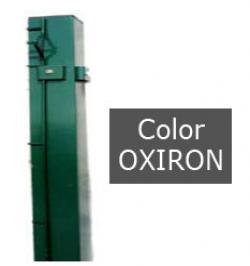 POSTE PANEL ESQUINERO OXIRON 60X60X1,5 C/ACCESORIOS 1330MM