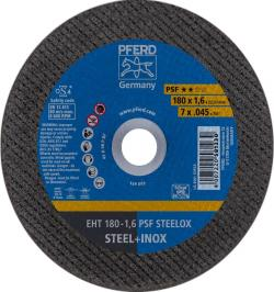 DISCO CORTE EHT 180-1,6 PSF STEELOX