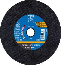 DISCO CORTE EHT 180-2,5 PSF STEELOX