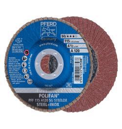 DISCO POLIFAN PFF 115 A120 SG STEELOX