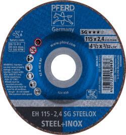 DISCO CORTE EH 115-2,4 SG STEELOX