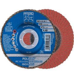 DISCO POLIFAN PFC 115 A-COOL 40 SG INOX+ALU