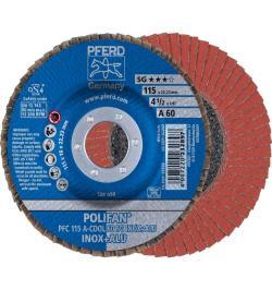 DISCO POLIFAN PFC 115 A-COOL 60 SG INOX+ALU