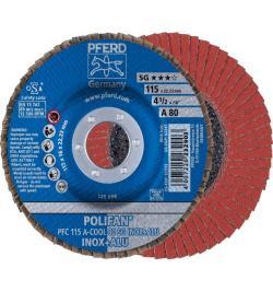 DISCO POLIFAN PFC 115 A-COOL 80 SG INOX+ALU