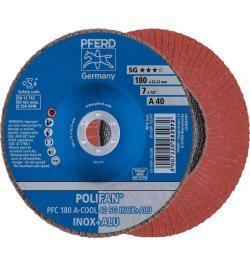 DISCO POLIFAN PFC 180 A-COOL 40 SG INOX+ALU
