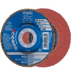 DISCO POLIFAN PFF 115 A-COOL 80 SG INOX+ALU
