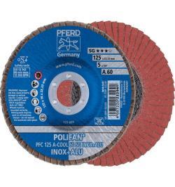 DISCO POLIFAN PFC 125 A-COOL 60 SG INOX+ALU