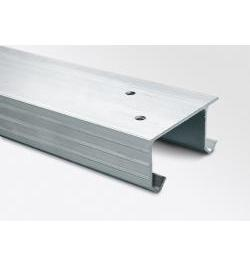 PERFIL K20/30 DOBLE ALUMINIO NATURAL 2M 3065