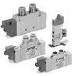 ELECTROVALVULA 5 VIAS TODOS LOS TIPOS SY3120-5LOU-M5-Q