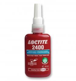LOCTITE 2400 FIJADOR RESISTENCIA MEDIA BOTELLA 50ML