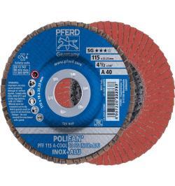 DISCO POLIFAN PFF 115 A-COOL 40 SG INOX+ALU