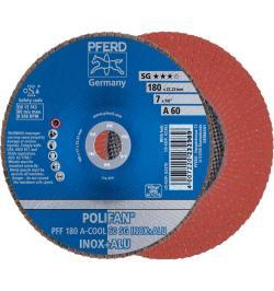 DISCO POLIFAN PFF 180 A-COOL 60 SG INOX+ALU