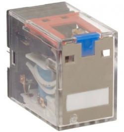 DPDT 10A LED INDIC PULS PRUEBA BOBINA INVERSA MY2IN1 24DC(S)
