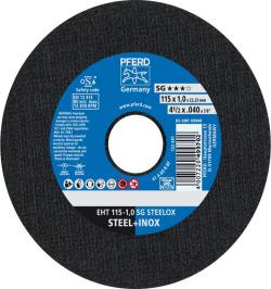 DISCO CORTE EHT 115-1,0 SG STEELOX