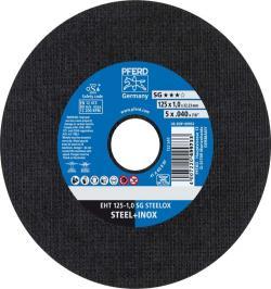 DISCO CORTE EHT 125-1,0 SG STEELOX