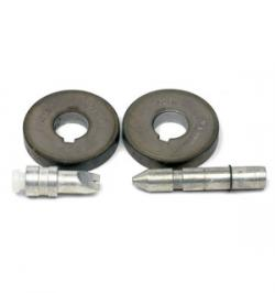 KIT RODILLOS-GUIAS 2R HILO TUBULAR 12 MM