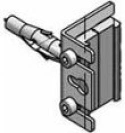 ESCUADRA FIJACION COMPLETA AP D25 006025040