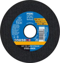 DISCO CORTE EHT 115-1,0 PSF STEELOX