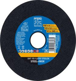 DISCO CORTE EHT 115-1,6 PSF STEELOX