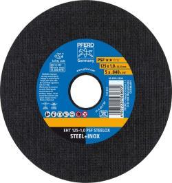 DISCO CORTE EHT 125-1,0 PSF STEELOX