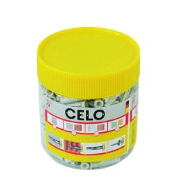 BOTE DE PLASTICO TACO FX NEXUS 6 (300U)